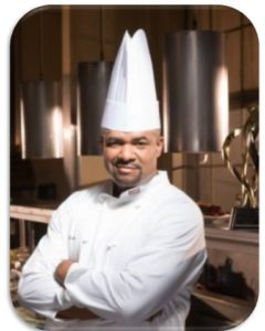 COOKING WITH CERTIFIED MASTER CHEF DARYL L. SHULAR @ AFRICAN AMERICAN CHEFS HALL OF FAME