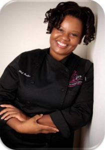 COOKING WITH EXECUTIVE CHEF JENNIFER BOOKER-ATLANTA @ AFRICAN AMERICAN CHEFS HALL OF FAME