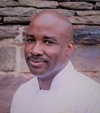 """Cooking with Certified Executive Chef Charlie Hatney,  Atlanta & Pastry Chef Abiodun  """"Abby"""" Williams,  Atlanta @ AFRICAN AMERICAN CHEFS HALL OF FAME"""